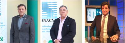 CONACYT seleccionó terna para la elección de presidente