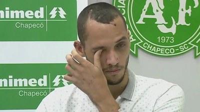 Neto, sobreviviente de la tragedia aérea del Chapecoense, anuncia su retirada