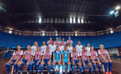 HOY / Debut albirrojo en Copa América de Futsal, esta noche en el COP