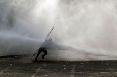 """ONU denuncia """"elevado número"""" de violaciones de DD.HH. de la policía en protestas en Chile"""