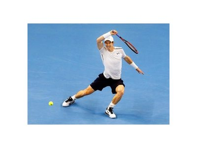 Murray avanza a semifinal con un triunfo muy cómodo
