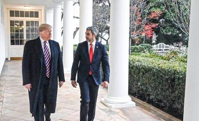 HOY / Tras reunión de Trump con Abdo la carne paraguaya está a un paso para ingresar a EE.UU