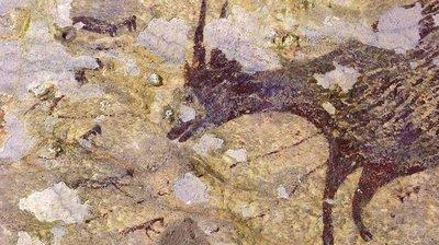 Descubrieron la obra de arte más antigua del mundo