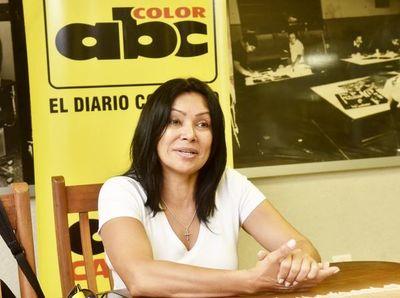 Una voz paraguaya en Corrientes