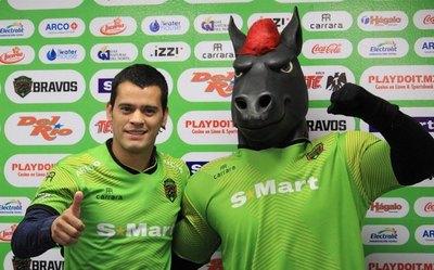 El 'Mago', oficialmente nuevo jugador de Juárez FC