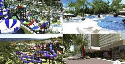 Tirolandia; el mayor parque acuático del país será construido en Itapúa