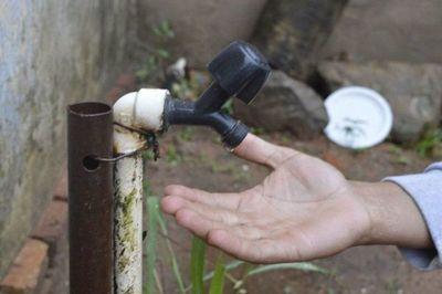 Servicio de agua potable, suspendido en algunas zonas de Asunción y Gran Asunción por trabajos