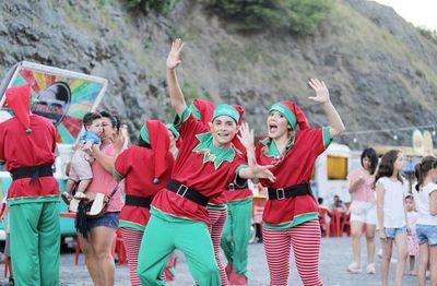 Navidad en Cerro Ñemby