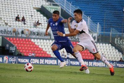 Olimpia goleó a Sol de América en el cierre del Clausura