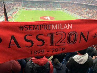 El Milán cumple 120 años, en busca de su gloria pasada
