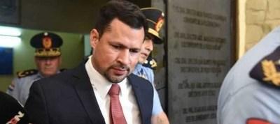 Ulises Quintana, a tres días de perder su banca en Diputados
