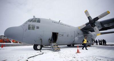 Avión chileno siniestrado ya había sufrido desperfectos durante misiones en 2016