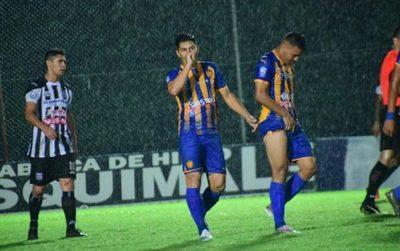 Luqueño gana y accede a la Copa Sudamericana