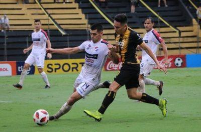 Nacional humilla a Guaraní y jugará la Sudamericana
