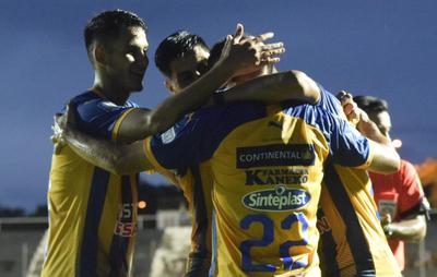Luqueño asegura en Santaní su lugar en la Sudamericana 2020