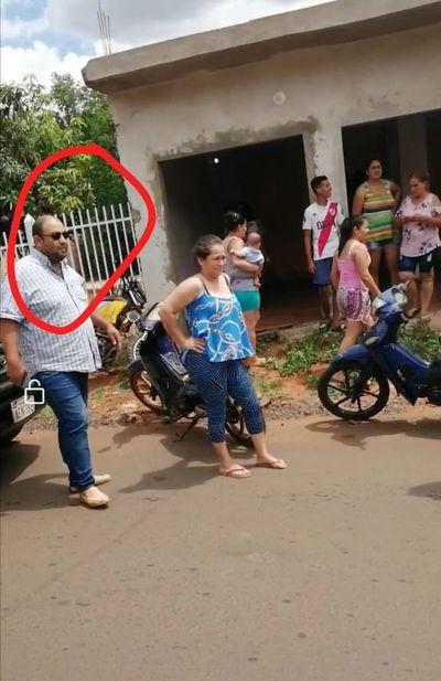 Discusión entre vecinos de J. Augusto Saldívar termina con golpes