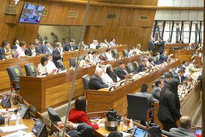 Legisladores entran a la recta final antes de iniciarse receso legislativo