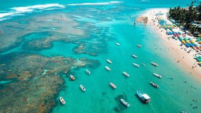 ¿Cuáles son las mejores playas de Brasil?