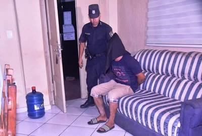 Remiten a Tacumbú a motochorro detenido por asalto y crimen de prestamista •
