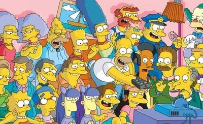 """HOY / El tiempo no pasa por """"Los Simpson"""", que cumplen 30 años de éxito"""