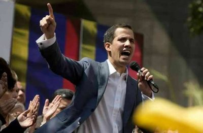"""Guaidó calificó como una """"novela"""" a la acusación del régimen chavista de liderar una operación terrorista"""