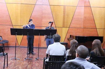 Alumnos de FADA ofrecen concierto de fin de año en la OSN