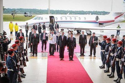 EE.UU. cooperará en seguridad e inversiones, confirma Abdo Benítez