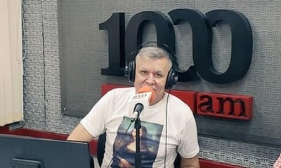 """Alberto Peralta: """"Es un placer contar con la presencia de Tito Ibarrola"""""""