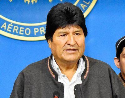 """Morales agradece a los Fernández que garanticen su """"refugio"""" en Argentina"""