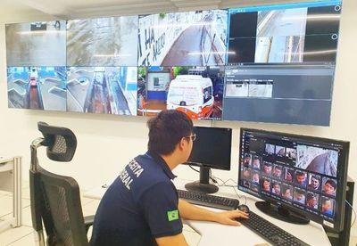 Cámaras inteligentes ya monitorean  el Puente de la Amistad desde Brasil