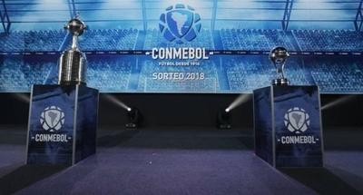 HOY / La Conmebol sortea hoy sus torneos