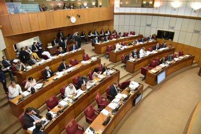Senadores estudiarán hoy modificaciones al Código Electoral