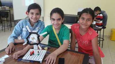 Pobladores del Chaco acceden a cursos gratuitos de robótica y alfabetización digital