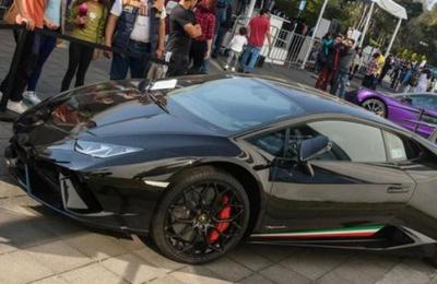 ¿Por qué el presidente de México subastó un lujoso Lamborghini?