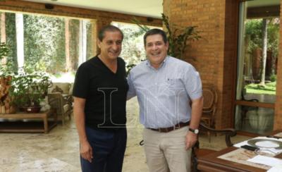 HOY / Comienza una nueva era en Libertad con Ramón Ángel Díaz