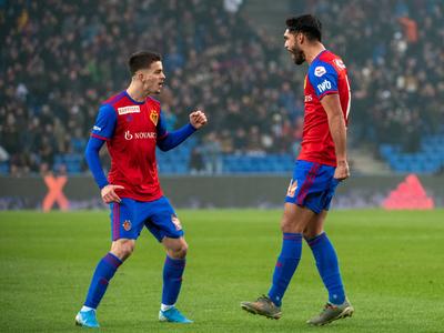 Omar Alderete y su gran presente futbolístico