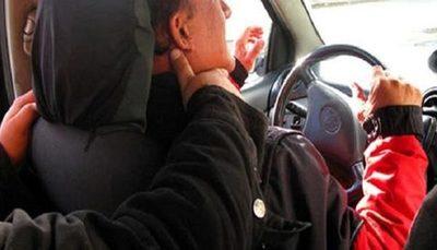 Simularon ser clientes y asaltaron a taxista