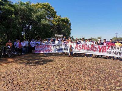 Piden terminación de obra abandonada por el gobierno anterior