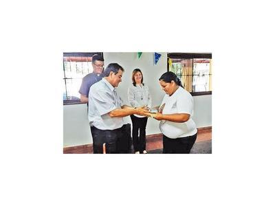 El proyecto Ikatu entregó viviendas  en San Pedro