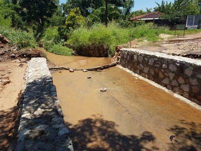 Municipalidad debe pedir informe de construcción de puente