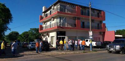 Piden justicia para taxista asesinado en Luque