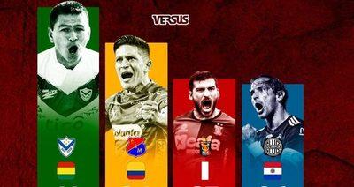 Roque, el cuarto mejor goleador de Sudamérica