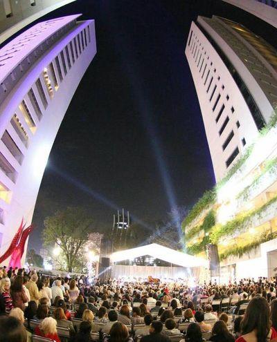 Este viernes se realizará Concierto de Fin de Año en la Explanada del World Trade Center