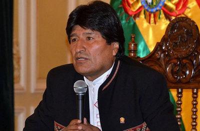 Fiscalía boliviana ordenó detención del ex presidente Evo Morales