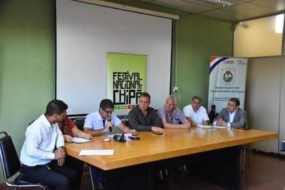 PRESENTAN LA 32° EDICIÓN DEL FESTIVAL NACIONAL DEL CHIPÁ