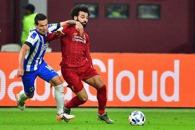 Partidazo de Celso Ortiz, pero Monterrey cayó ante Liverpool