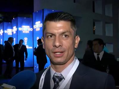 Gustavo Florentín dice que Deportivo Pasto será complicado para Huachipato