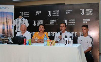 Encarnación será nuevamente sede del Juventus Training Camp Paraguay