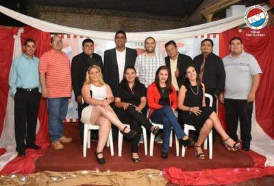 Organización de periodismo deportivo local celebró primer aniversario