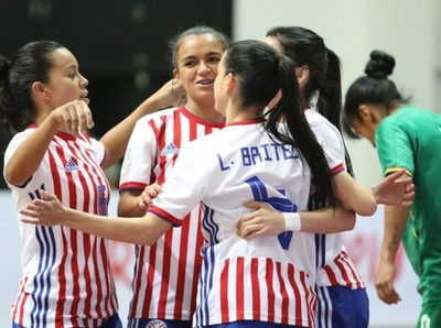 La Copa América Femenina de Futsal tiene a sus semifinalistas